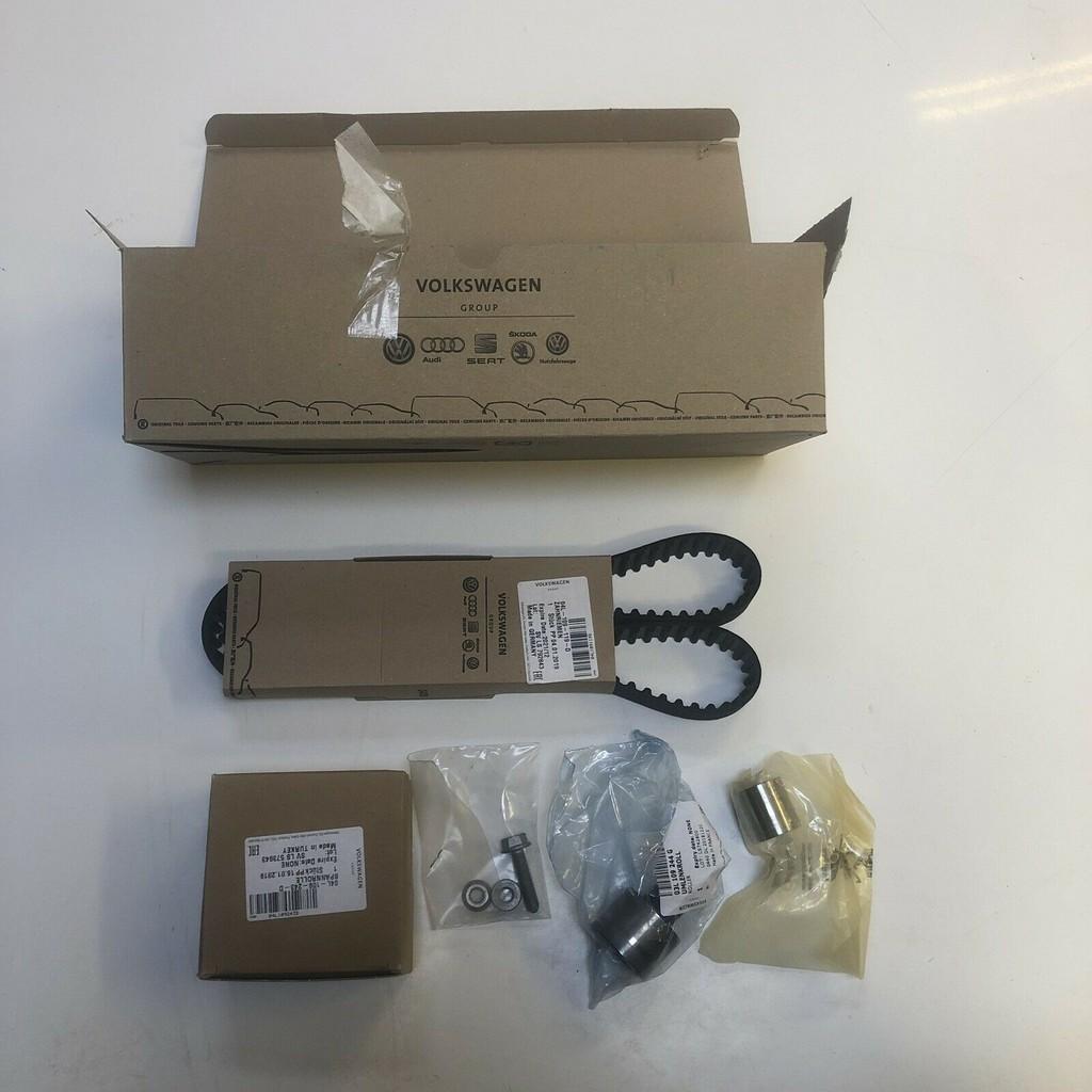 《歐馬國際》 04L198119A CADDY GOLF T6   正時皮帶組 時規皮帶組 惰輪 德國原廠