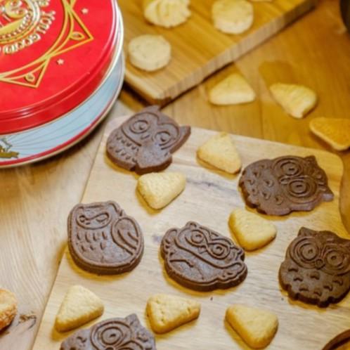 台灣優格餅乾學院雙人手工造型餅乾DIY+見面禮優惠套票