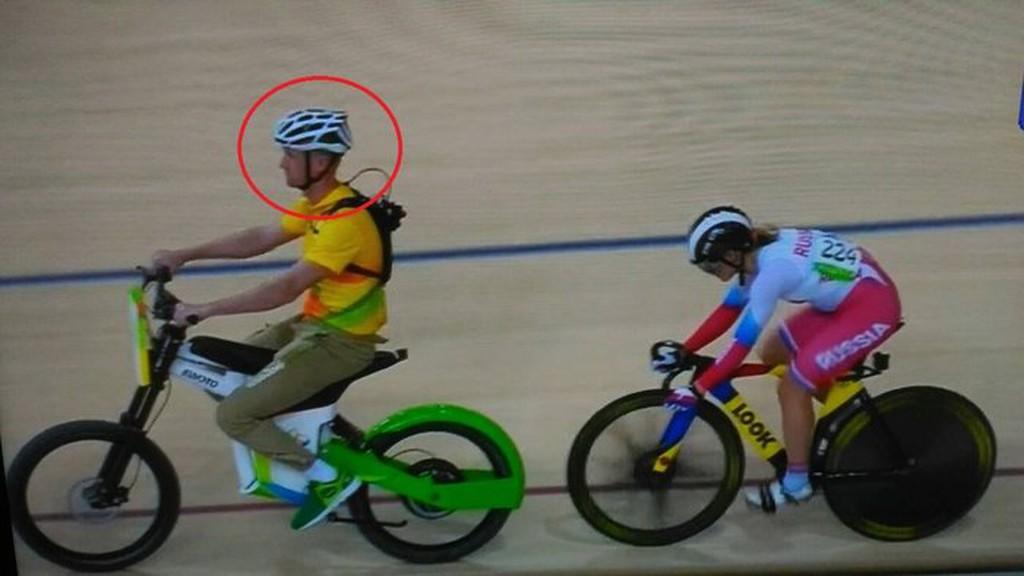 清倉特價~自行車安全帽(媲美4D.GIANT.GIRO.OGK.POC.SPECIALIZED)里約奧運場地賽前導車同款
