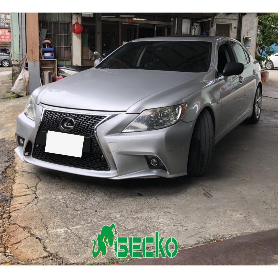 MS改避震【GECKO 壁虎高低軟硬可調式 避震器 Lexus - LS460 專用 】18