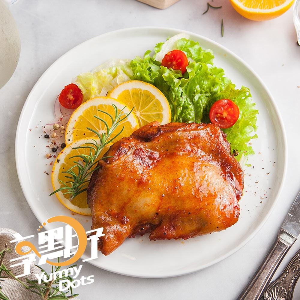 【享點子】可即食去骨墨西哥辣烤雞腿排 3入 (170g/入)