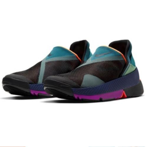 【小B潮鞋】日本代購 Nike Go FlyEase Celestine Blue 男女款 黑綠 CW5883-001