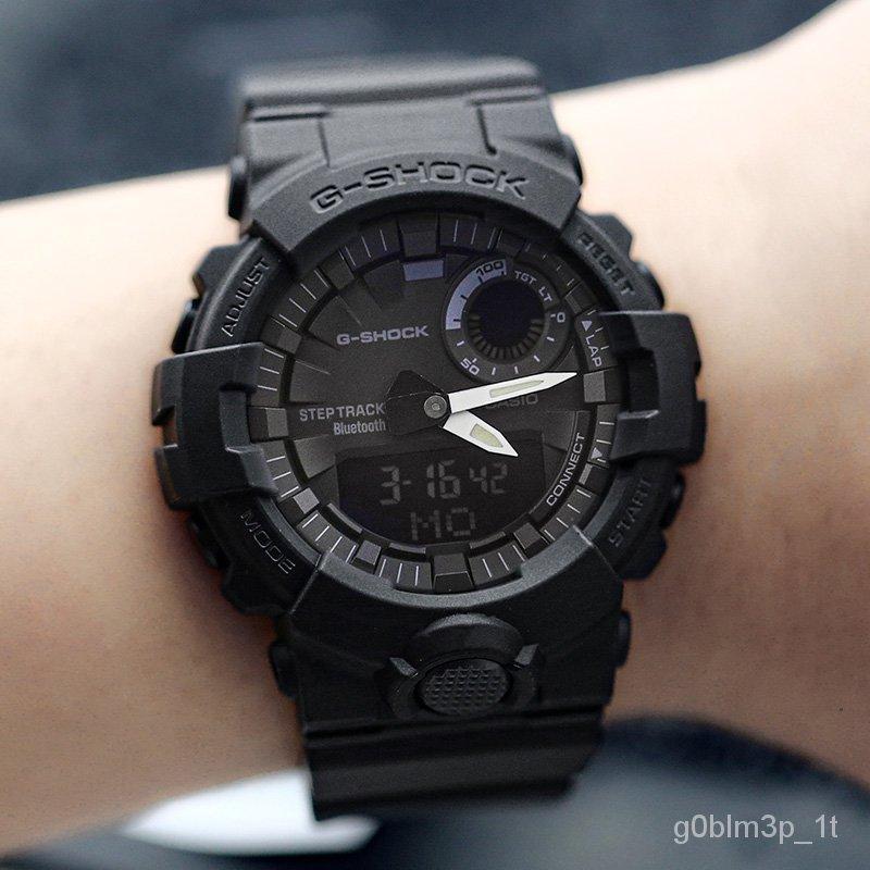 卡西歐手錶 GBA-800-1A/2A2/4A/7A/9A/DG-1A/2A 1運動電子男錶 rF22
