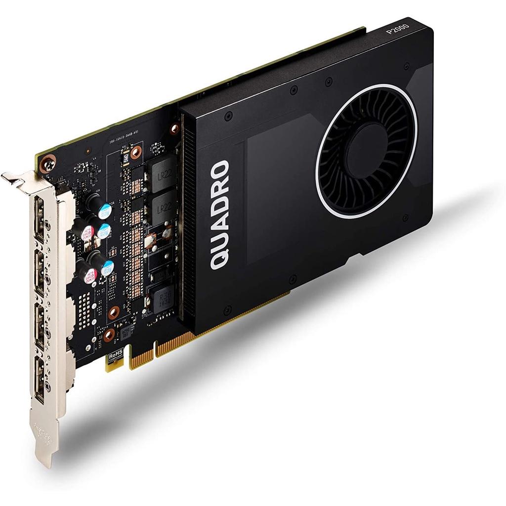 新品 現貨四年包換!英偉達NVIDIA Quadro P2000圖形專業顯卡
