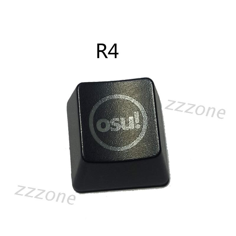 Zzz * Abs 背光 Osu 鍵帽, 用於 Cherry 鍵盤背光機械鍵盤鍵帽