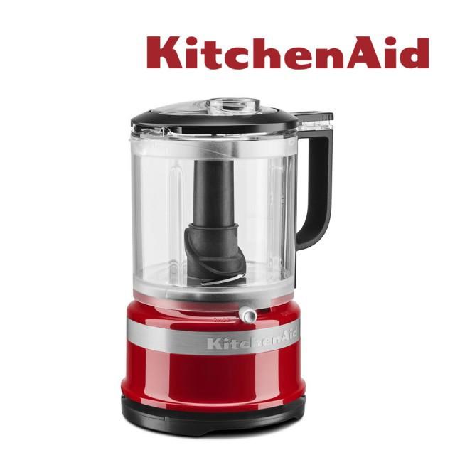 KitchenAid 5 cup 迷你食物調理機 (新版) 熱情紅
