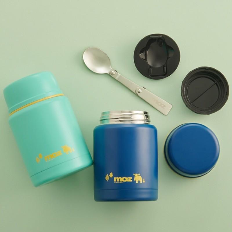 預購[MOZ]真空附匙悶燒罐(藍色/綠色)$$$預購到11/2924:00止$$$