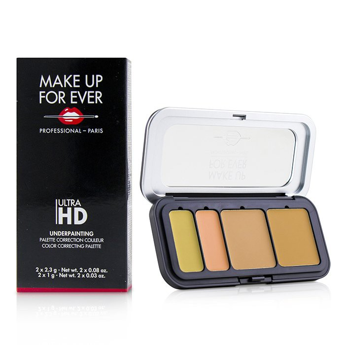 MAKE UP FOR EVER - 遮瑕盤Ultra HD Underpainting Color Correctin