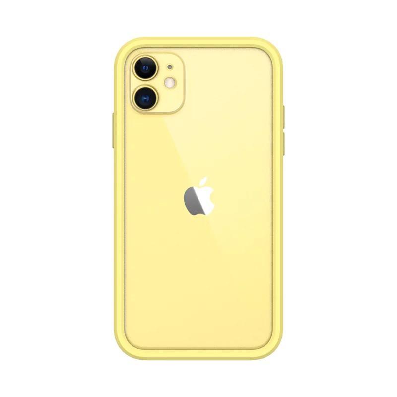 UNIU - iPhone 11 系列 SI BUMPER 防摔矽膠框