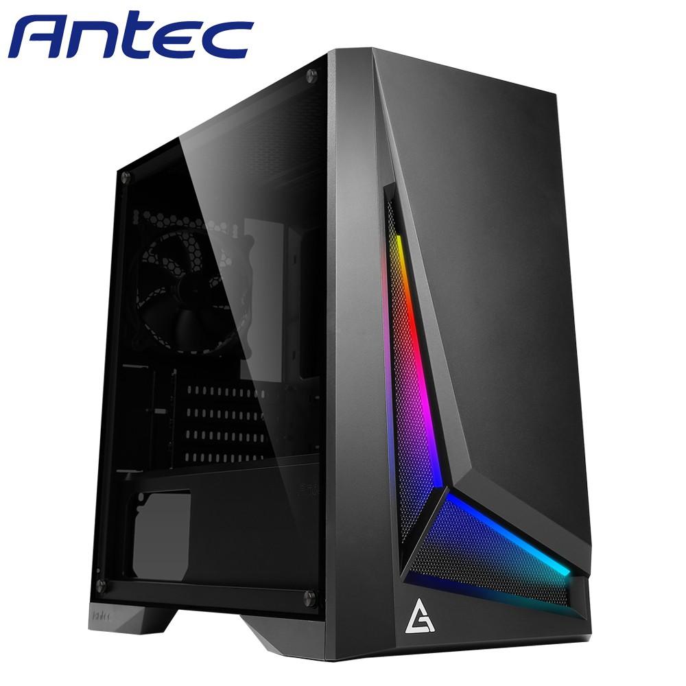 Antec 安鈦克 DP301M M-ATX 機殼 RGB 電腦機殼 電競機殼 顯卡長36 CPU高16