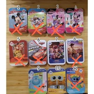Costco迪士尼鐵盒拼圖單賣(剩7.10) 新竹縣