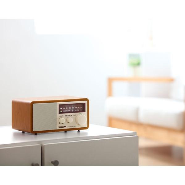 原廠保固~SANGEAN WR-11 二波段 復古收音機 FM電台 收音機 廣播電台 內藏天線 復古造型 動態重低音