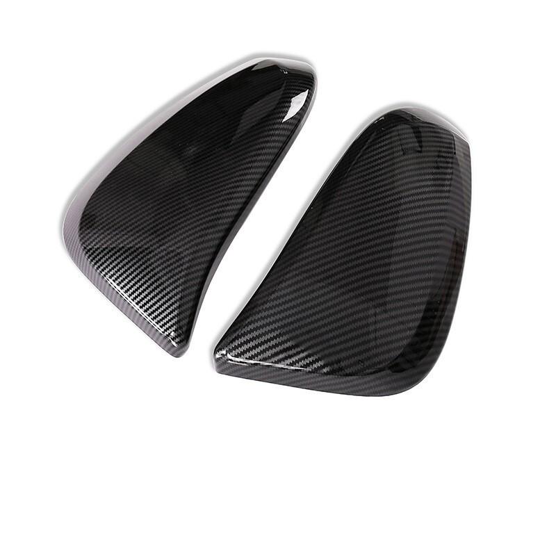 (現貨)Corolla Cross 適用豐田 後視鏡蓋碳纖紋倒車鏡罩