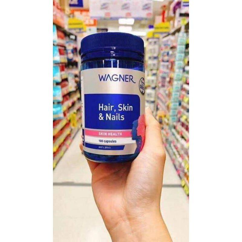 現貨 澳洲Wagner膠原蛋白錠100錠