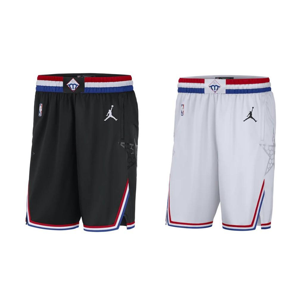 代購 全新Nike 2019 NBA ASG SW球迷版 明星賽 球褲 AQ7299-010 AQ7300-100