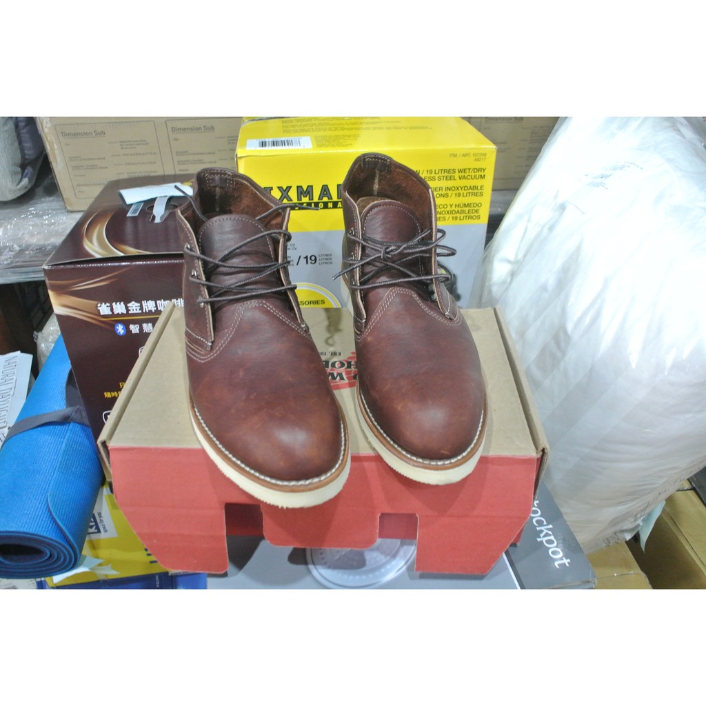 ce996848952 Red Wing Chukka Briar Oil Slick Boot男皮靴3141系列特價$5,119