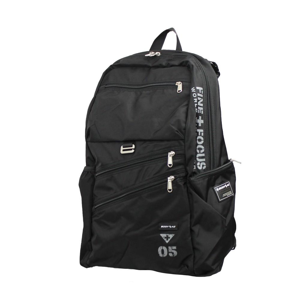 BODYSAC 黑色-機能後背包-28L【b9902】