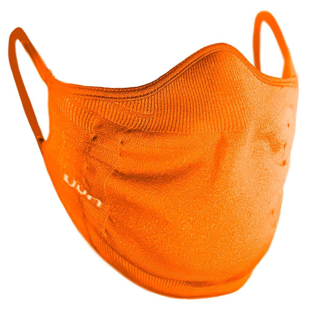 【德國Louis】UYN 無縫運動面罩 橘色摩托車騎士防風口罩防潮快乾易清洗透氣 編號20919167 20919168