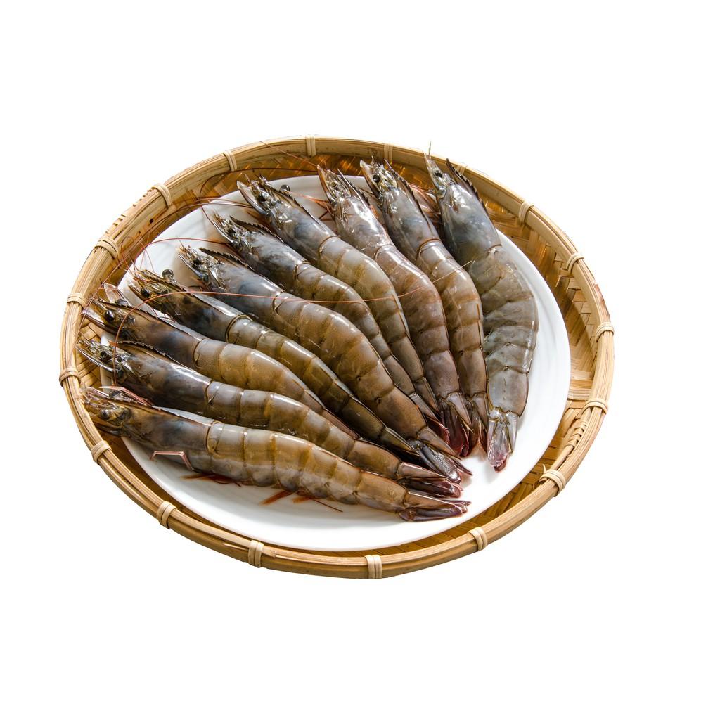 【鮮綠生活】金剛大王白蝦-台灣最大白蝦 (規格 16/20) 2件/4件 免運組