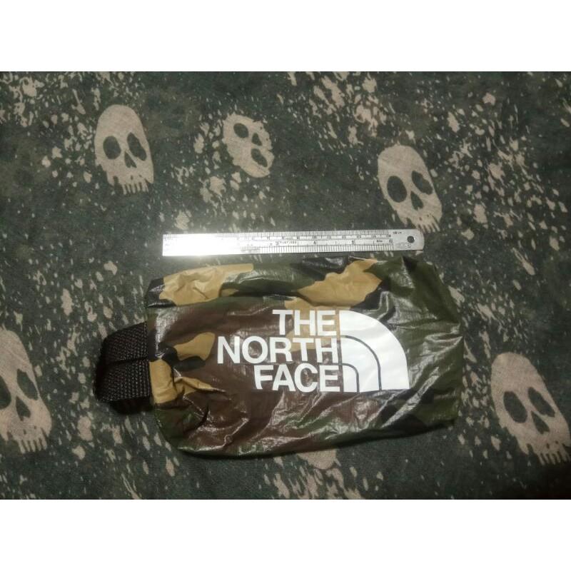 The north face x 華航 限量迷彩過夜包