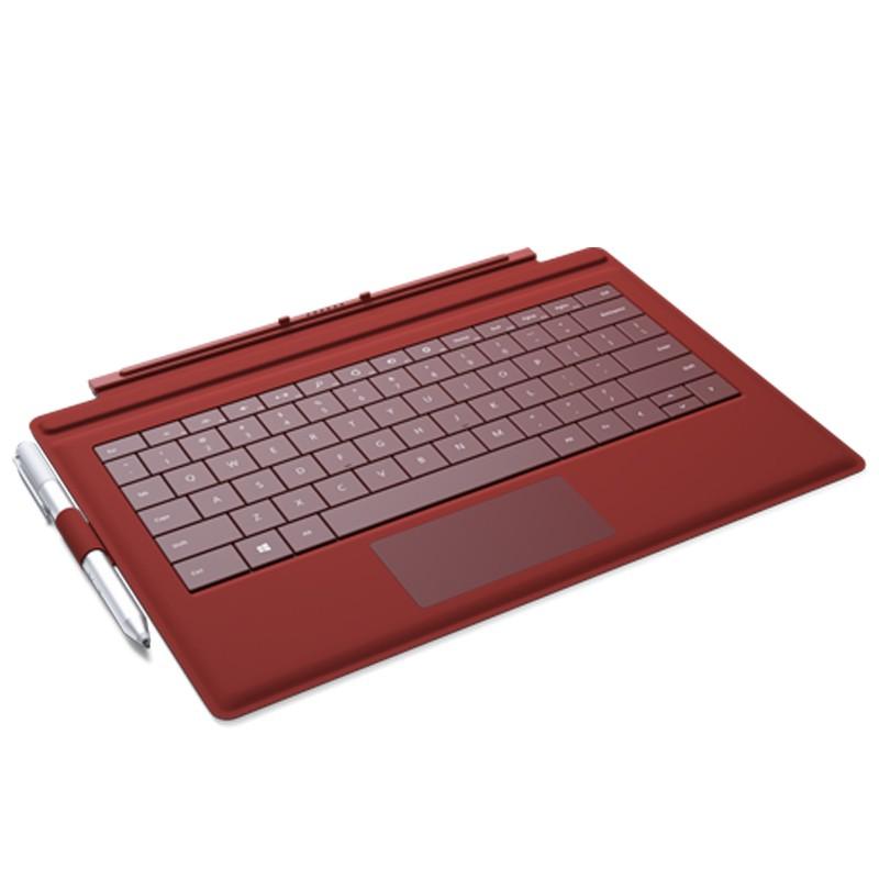 ☆NICE★微軟Surface New Pro7 X 6 5 4 3 Go 原裝指紋特制專業鍵盤蓋殼套【免運 熱賣】