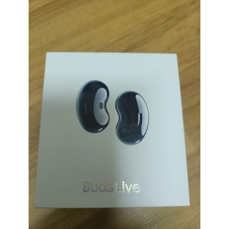 SAMSUNG 三星 Galaxy Buds Live 真無線藍牙耳機 (R180) 藍牙耳機 (黑、金各1)