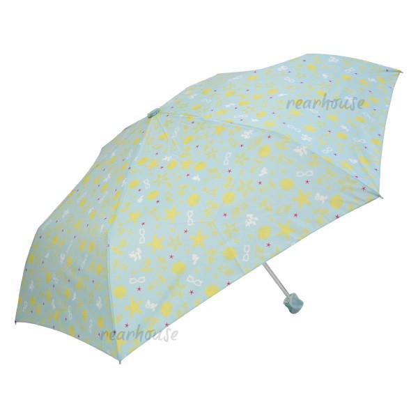 日本 迪士尼 Disney 折傘/晴雨傘/摺疊傘 55cm 唐老鴨 Donald duck【麗兒采家】