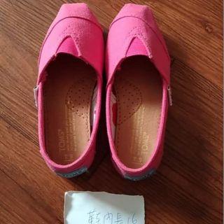 全新正版TOMS小女童鞋