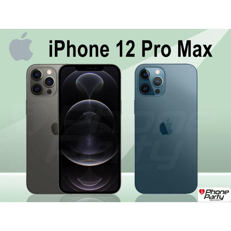 全新 iPhone 12 Pro Max 128GB 空機價 6.7吋 5G上網 A14仿生晶片 杜比視界錄製
