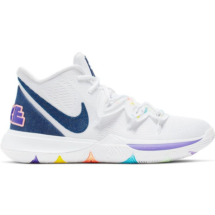 【紐約范特西】預購 NIKE Kyrie 5 White Denim AO2918-101