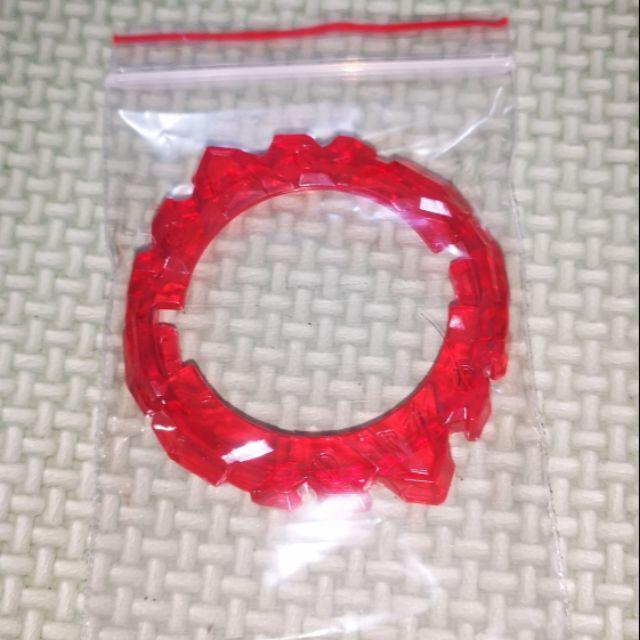 戰鬥陀螺 B153 拆賣 紅色D環
