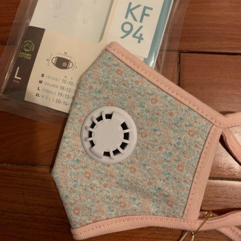韓國製,可重複使用KF94口罩(L)