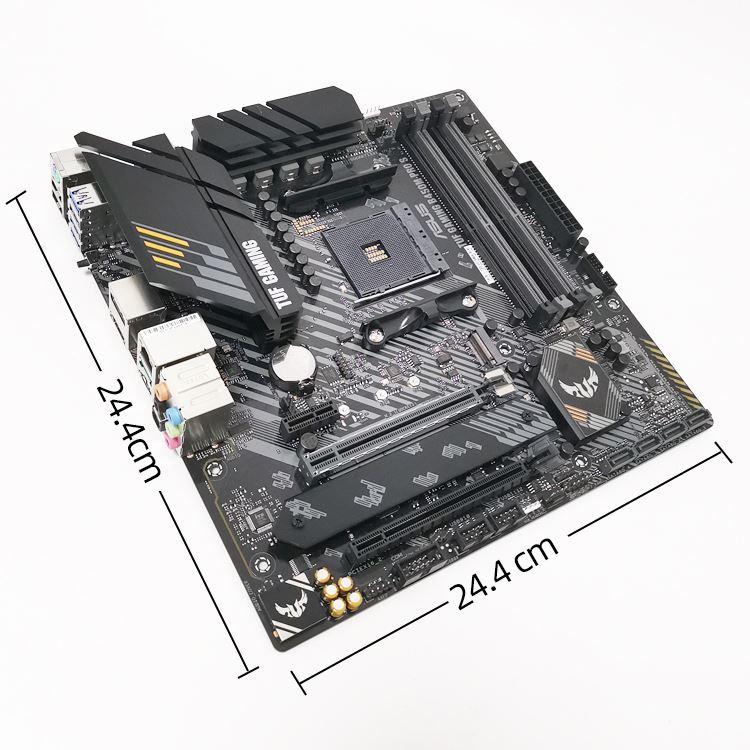 裝機精選~AMD銳龍R7 3700X 1600 2600搭技嘉華碩B450M電競主機板CPU套裝