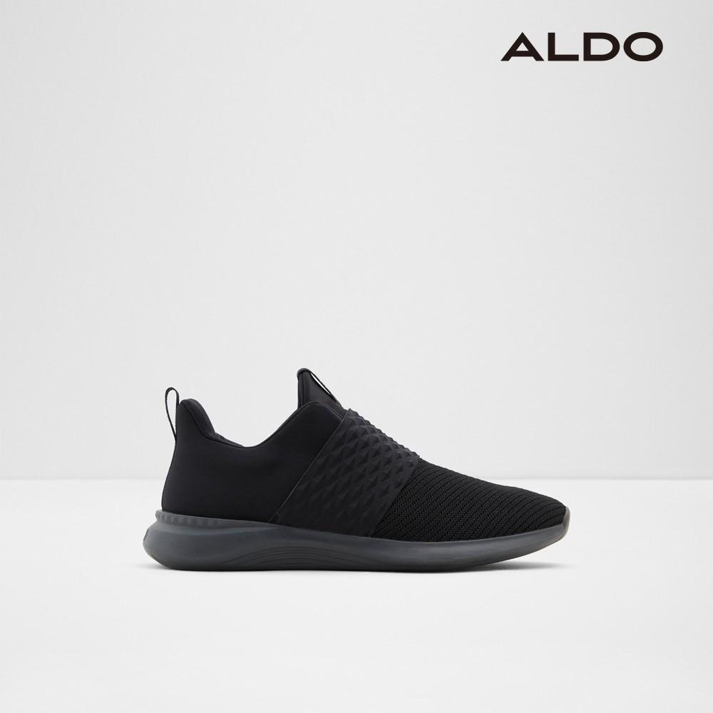 ALDO 個性舒適休閒鞋-男(黑色)