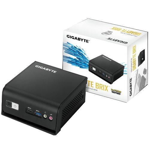 技嘉 GIGABYTE BRIX GB-BLCE-4105R 迷你準系統電腦 (套餐包含系統)