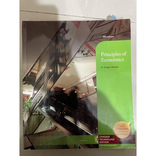 principles of Economics 8th edition