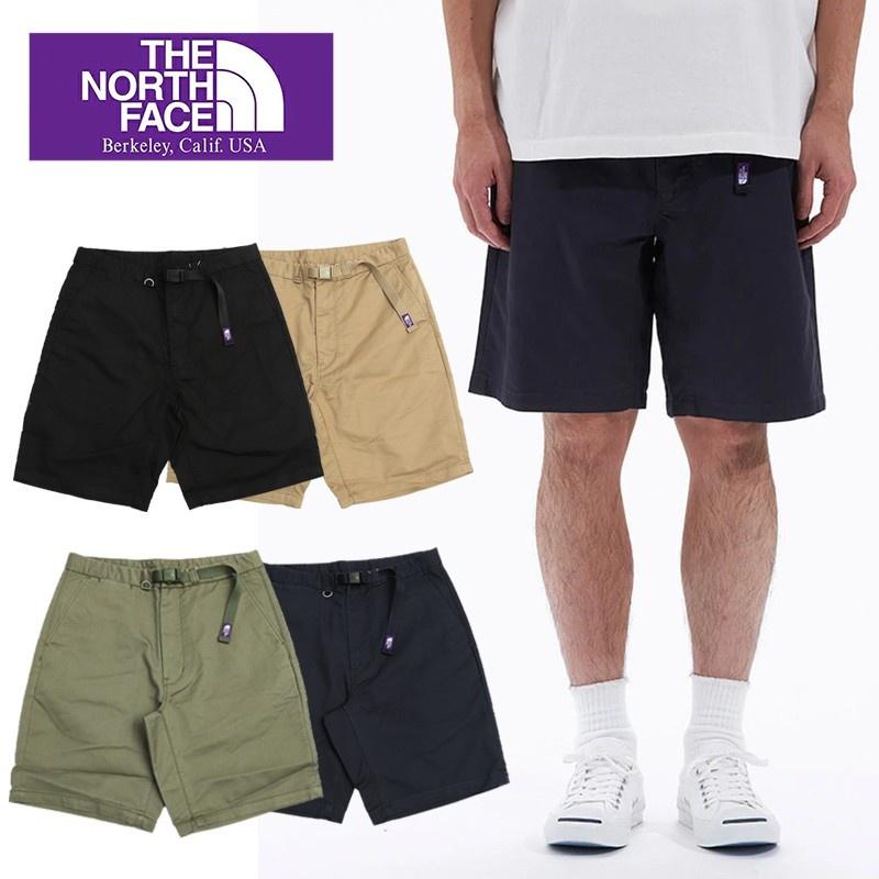 THE NORTH FACE Stretch Twill Shorts 紫標 綠 卡其 深藍 黑 短褲【NT4001N】