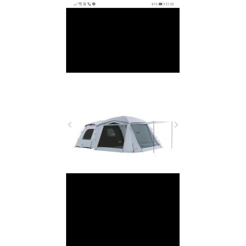 Coleman TOUGH SCREEN 2-ROOM LDX+ / DARK ROOM系列 /CM-36438M000