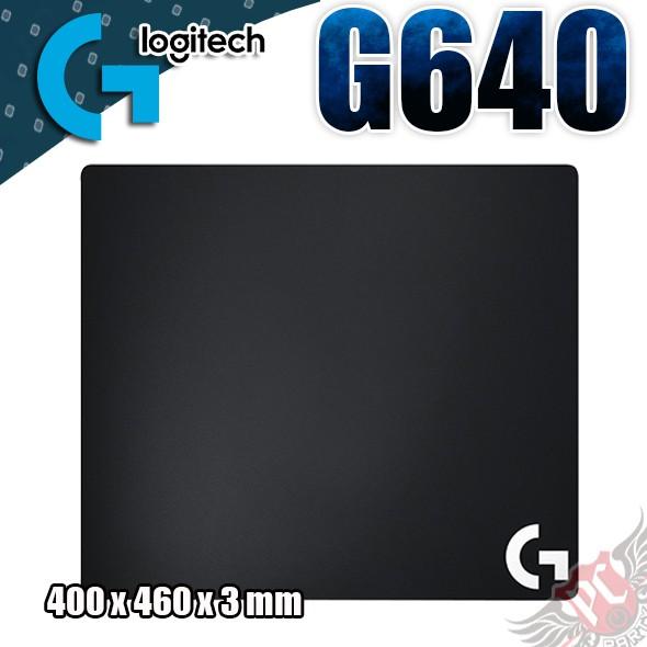 羅技 Logitech G640 布質 鼠墊 PC PARTY