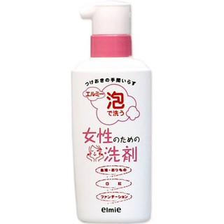世界GO 日本原裝 Elmie 女性生理期 去血污專用泡沫式洗劑 200ml 臺南市