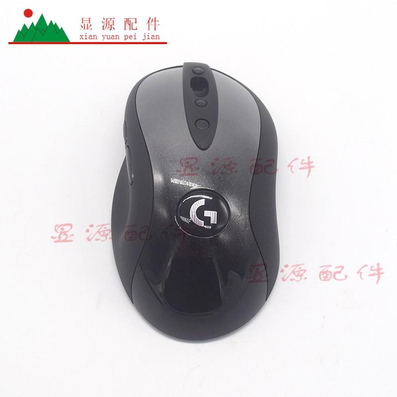 原裝 Logitech羅技 MX518無線鼠標外殼 適用G400 G400S MX500上殼