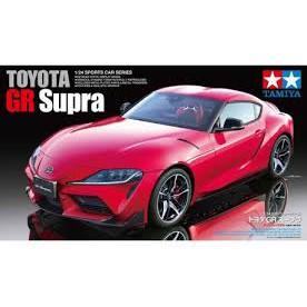 TAMIYA 田宮模型 24351 豐田Toyota GR Supra 1/24