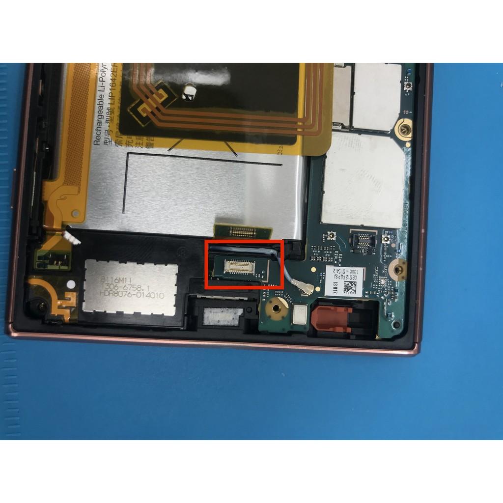 SONY XZP/XZ1 尾插主板聯接座  尾插內聯座