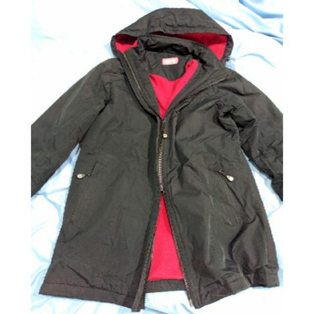 OTTO機能外套 騎士外套 刷毛顯瘦防風外套 刷毛外套