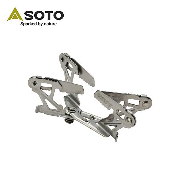 日本 SOTO   SOD-460 爐架(大)【SOD-310專用爐架】