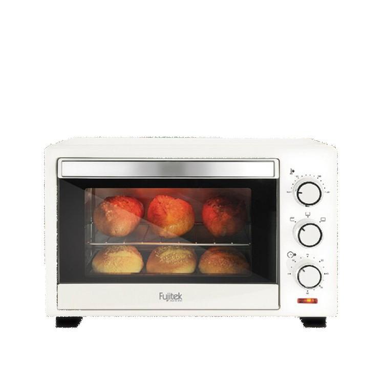 【Fujitek 富士電通】20公升電烤箱 FTO-LN200