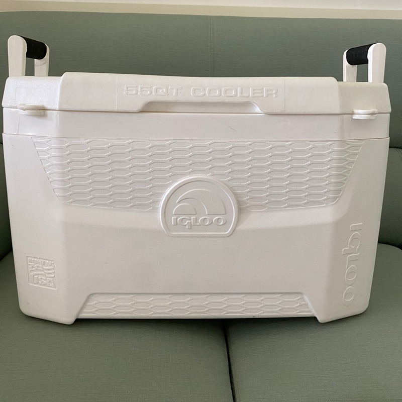 【Costco】 Igloo 美國製 52公升冰桶 二手品