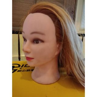新秘練習頭 18吋假人頭 可練剪髮 編髮盤髮 新秘包頭 宜蘭縣