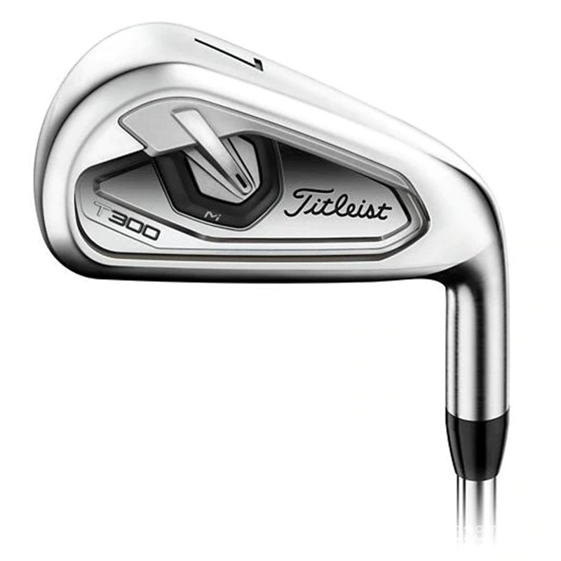 Titleist高爾夫球桿男士鐵桿全新T300高容錯遠距離鐵桿Golf鐵桿 dNXh