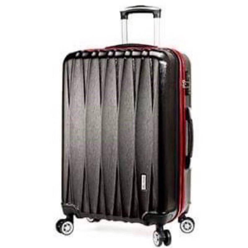 全新 未拆封 出清特價👍America tiger 玫瑰金 😍黑色 24吋行李箱
